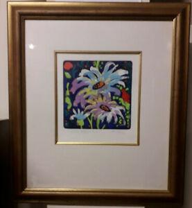 """Summer Breeze""  Simon Bull Limited Edition Print 14/350"