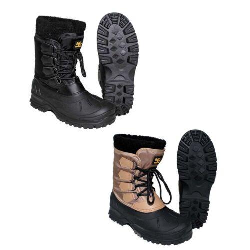 Protezione freddo Stivali allacciata Outdoor Campeggio Vari Colori e Dimensioni