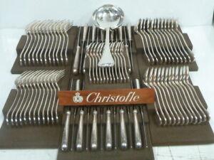 CHRISTOFLE-PERLES-MENAGERE-DE-85-pieces-01-20-etat-proche-du-neuf