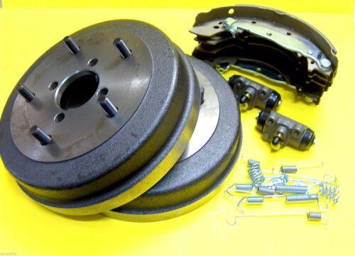 Bremstrommel Satz für Suzuki Samurai-Santana mit Bremsbacken Bremszylinder Feder