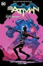 Superheavy by Scott Snyder (2016, Paperback)