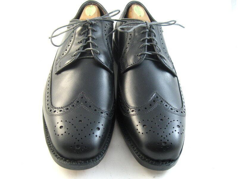 connotazione di lusso low-key NEW  Allen Edmonds  GRANDVIEW GRANDVIEW GRANDVIEW  Oxfords 10.5 D nero (773)  punti vendita