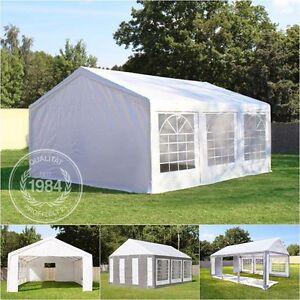 pavillon 3x6 m festzelt gartenzelt partyzelt pe zelt 240g m dachplane farbwahl ebay. Black Bedroom Furniture Sets. Home Design Ideas