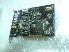 Sound Blaster Audigy 4 7.1 Channel 24-bit 192-KHz PCI Sound Card SB0610