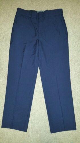 Poly//Wool Work school Dark Blue NEW Men/'s Uniform pants Excellent condition