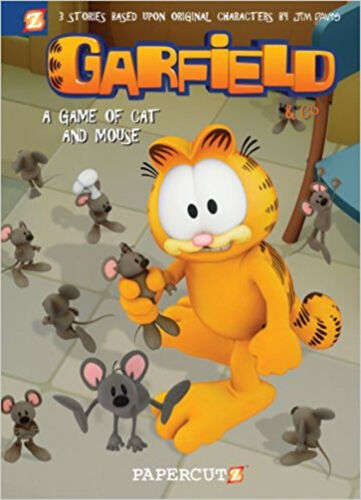 1 of 1 - Garfield & Co. #5: A Game of Cat and Mouse, Davis, Jim, Evanier, Mark, Excellent
