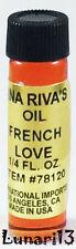 French Love, Oil, Anna Riva, 1/4 oz, Lunari13, Wicca, Santeria, Brujeria, Magick