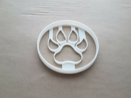 Lion Paw Print Foot Tiger Shape Cookie Cutter Dough Biscuit Pastry Stamp Sharp