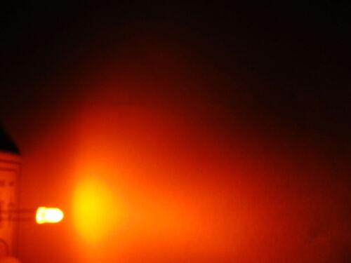 verkabelt sehr helle LEDs 5mm diffus verschiedene Farben 20cm Kabel LED