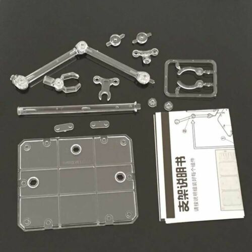 DIY Figures Bracket Model Support Stand Games Peripherals for RG SD SHF Robot