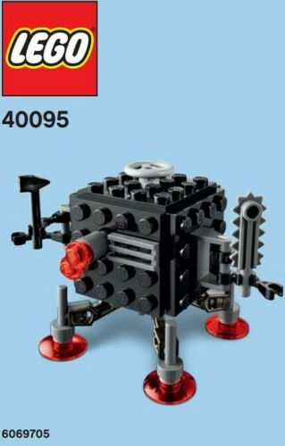 Lego Micro Manager Monthly Build 40095 Polybag BNIP