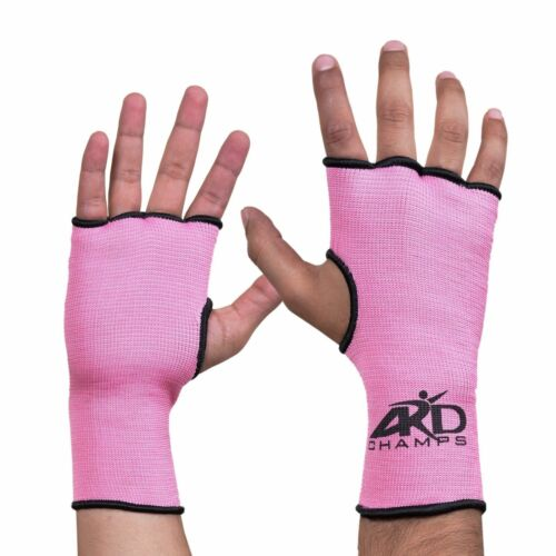 Ard Boxing Fist Inner Gloves Hand Wraps Muay Thai Boxing Martial Arts PINK S-XL
