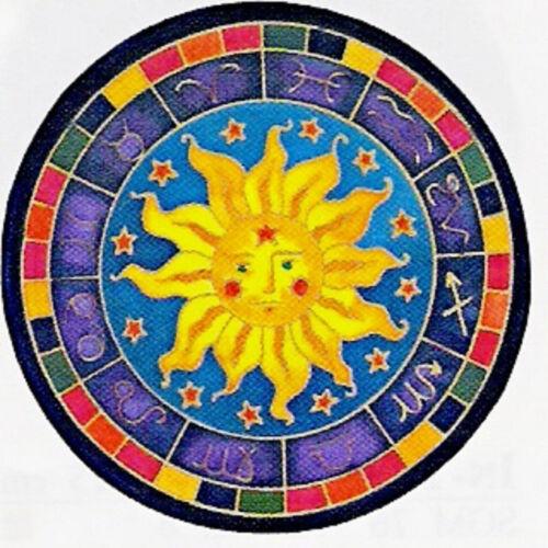 Astrology Gutta-Immagine Finestra 25cm