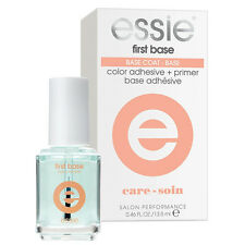 Essie First Base Base Coat Nail Polish Treatment 0.46 oz Bottle Brand New
