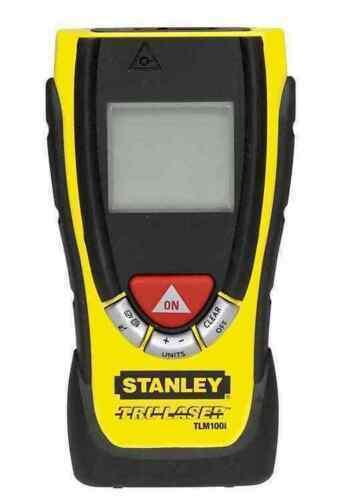 STANLEY TLM 100i Entfernungsmesser 1-77-910 Laser Entfernungsmesser 177910
