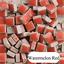 thumbnail 29 - Tiny Ceramic Mosaic Tiles For Crafts Square Porcelain Art Pieces Hobbies 50pcs