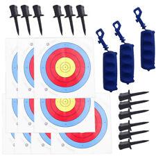 40cm 15 in x 15 in Water Tear Resistant KHAMPA Paper Archery Target