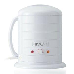 Inventif Hive Cire Pot Heater 1 L 1000cc (idéal Pour Batik Cire) Rrp £ 79.99-afficher Le Titre D'origine
