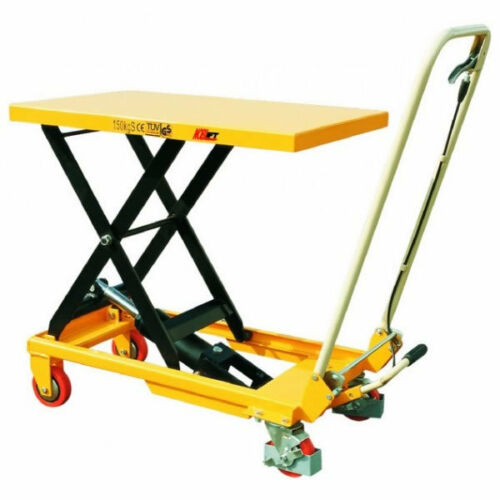 150kg Scissor Lift Table In Stock Melbourne