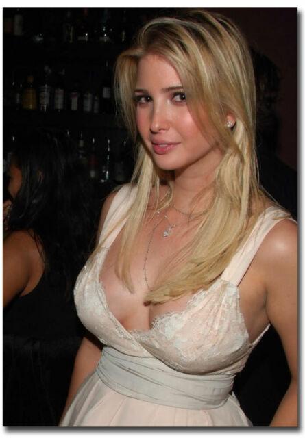 Ivanka Trump hot boobs Refrigerator Magnets Size 2.5 x 3