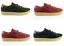 Tommy-Hilfiger-Logan-1B-suede-Schuhe-Shoes-Wildleder-Sneakers-Gr-42 miniatuur 1