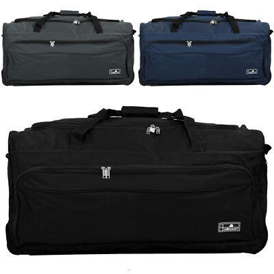 XXL Trolleytasche Reisetasche Sporttasche Reise Trolley Tasche Koffer Travel Bag