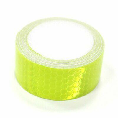 1/″X8.2/′ White Reflective Tape For Trucks Trailers Car Park Traffic Warning Caution Conspicuity Tape Waterproof Self-Adhesive Reflector Tape-Reflective Tape