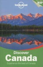 Lonely Planet Discover Canada (Travel Guide)-ExLibrary