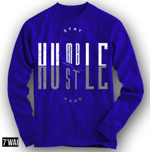 3e5b47b2723b9c HUMBLE 12 SHIRT IN JORDANS FRENCH blueE AIR blueE COLORWAY XII RETRO ...