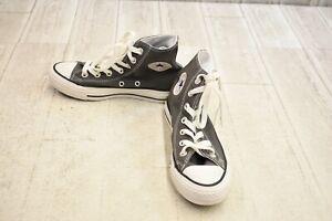 Converse-Chuck-Taylor-All-Star-Seasonal-Hi-Sneakers-Men-039-s-3-Women-039-s-5-Grey