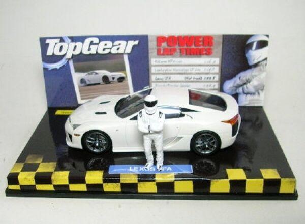 Lexus LFA (White) 2010 Top Gear Power Laps Laps Laps 07f73e