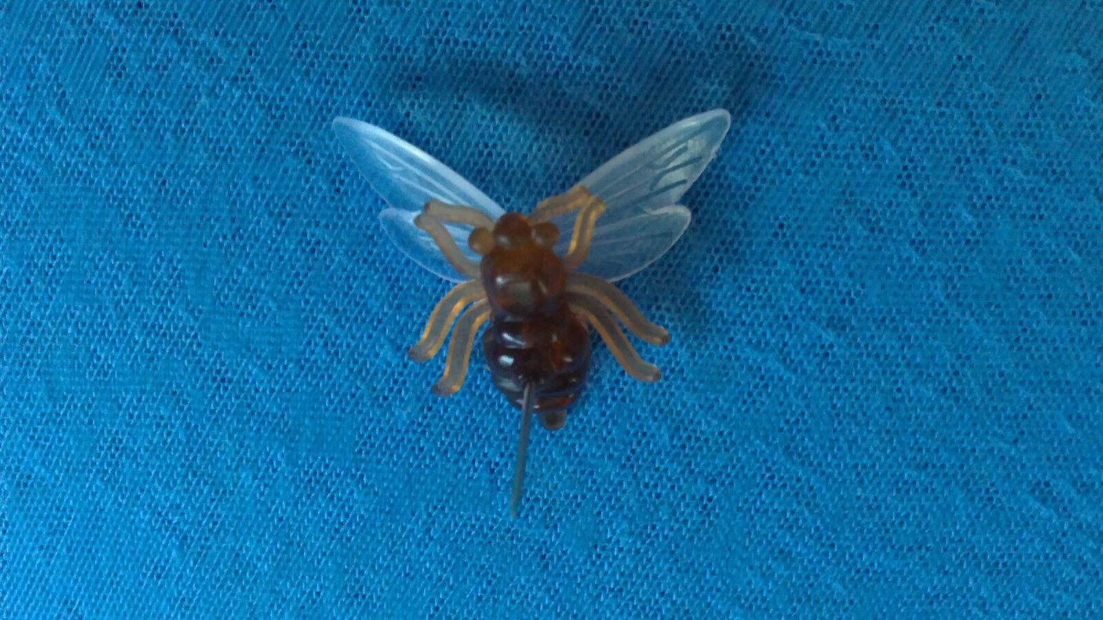 DECO abeilles avec dekobienen aiguille dekobienen avec Décoration abeille mur pinnadeln Cadeau d2b8c5