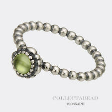 592d1790d ... cheap authentic pandora silver peridot august birthday blooms ring 50 5  190854pe 7b3bd 6bed6