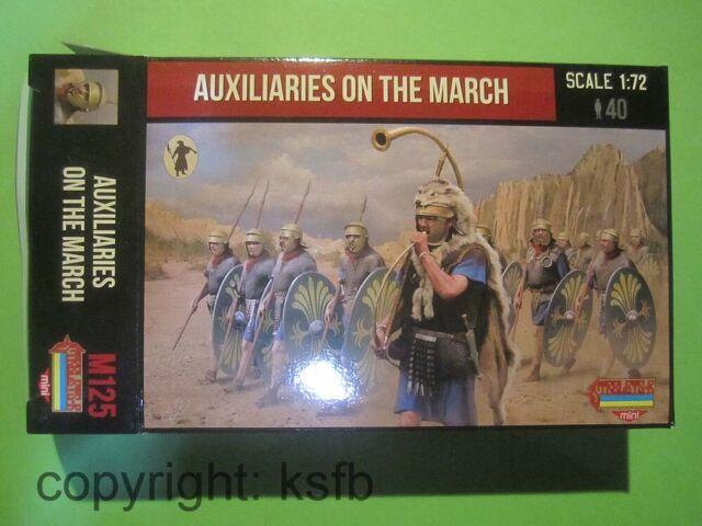 1:72 Strelets M125 Antike Römer römische Hilfstruppen auf dem Marsch romans
