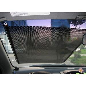 Image Is Loading Car Shield Visor Side Window Shade Windshield Sunshade