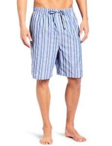 Nautica-Mens-Underwear-Sultan-Stripe-Woven-Pajama-Short-Select-SZ-Color