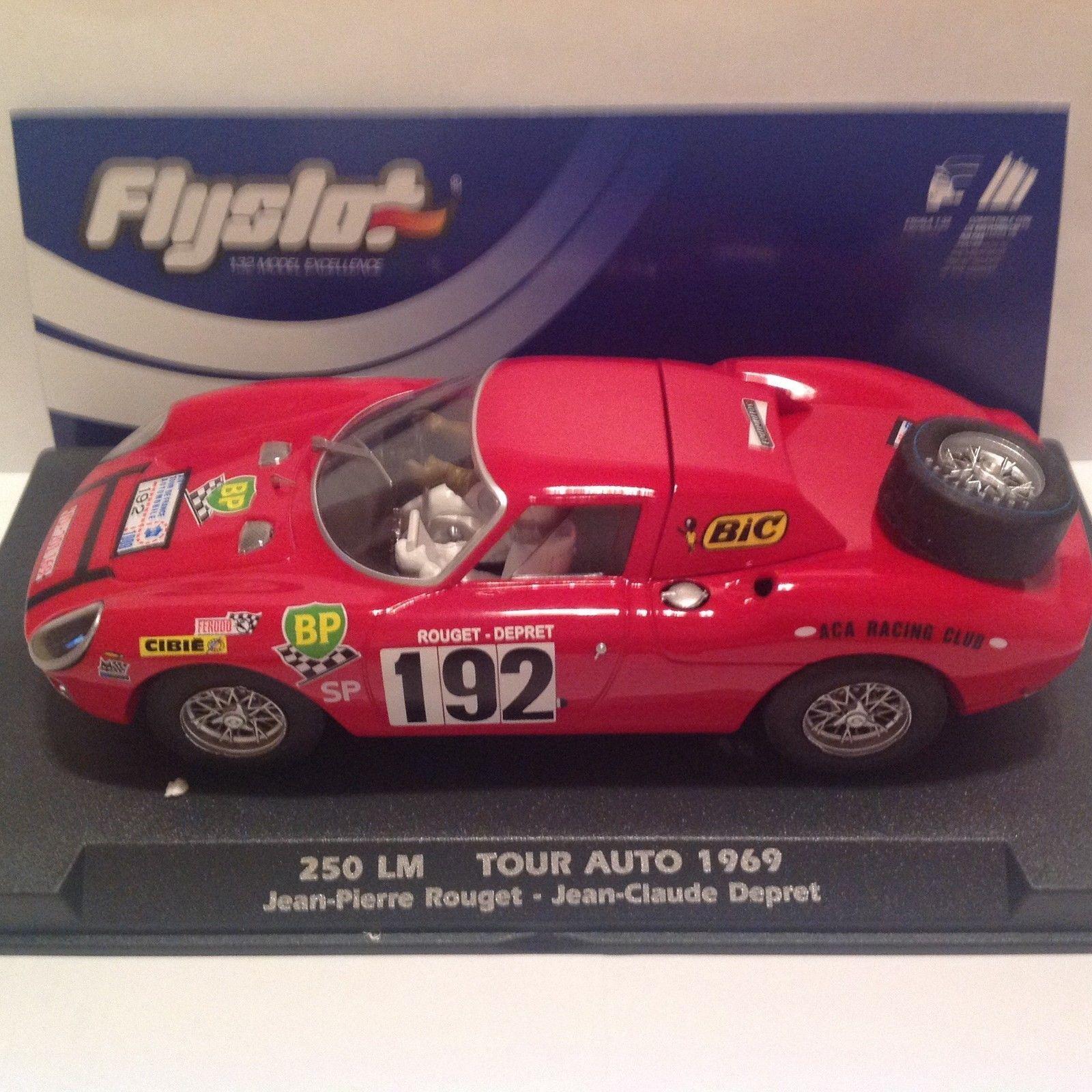 Flyslot FERRARI 250 LM Tour auto 1969  192 - NEUF