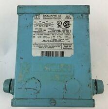 Square D 750sv1f Transformer 750kva 1ph 60hz Prim240480v Sec120240v
