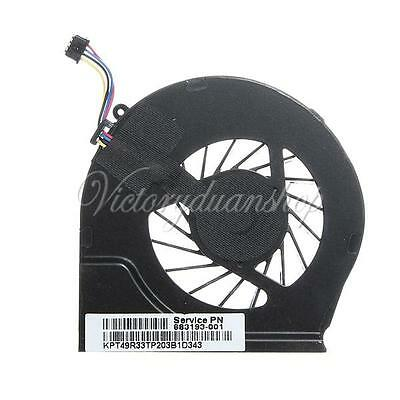 CPU Cooler Cooling Fan for HP Pavilion G6-2000 683193-001 055417R1S FAR3300EPA