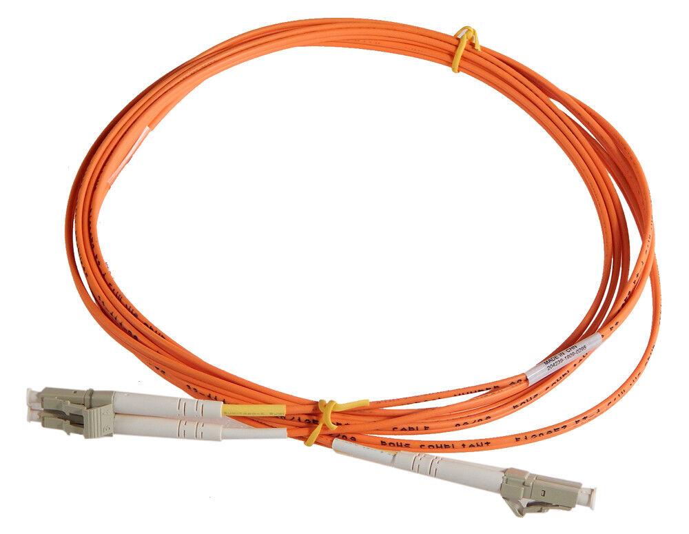 Dell CX-OM3-3M LC-LC RSR Fibre Optic Cable New 4JW57 038-003-350