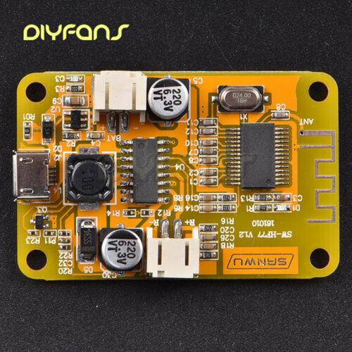 6W Mono Bluetooth Digital Verstärkerplatine Speaker Audio Receiver Power AMP
