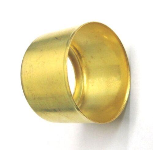 Brass Crimp Ferrule .812 ID BR CF-7333-1//2 Hose