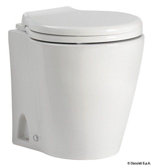 WC elektrisch elektrisch elektrisch schlank 12 V-Marke Osculati 50.214.12 30f2c7