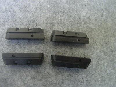Bremsbeläge für Shimano 600 AX-Dura Ace AX  Koolstop 2 Paar= 4Stück