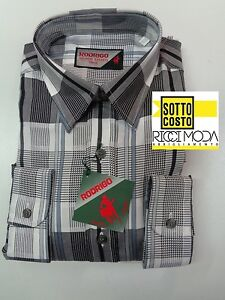 Outlet -75% 32 - 0 Men's Shirts Shirt Chemise Shirt Rubashka 3200540047