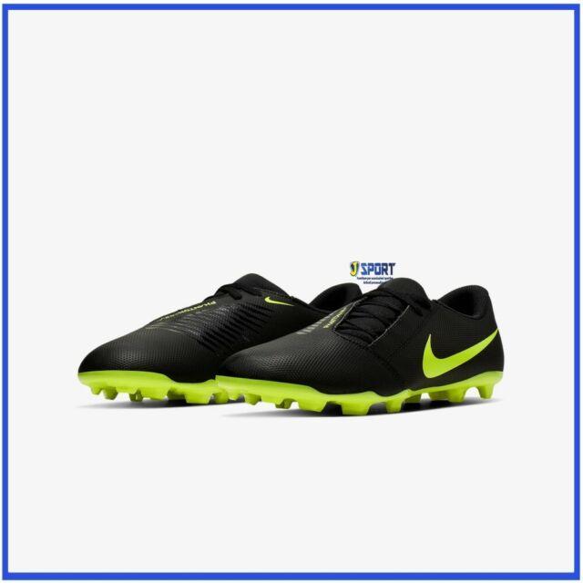 Scarpe da calcio scarpini junior NIKE PHANTOM scarpette per bambino NERE 28 38 *
