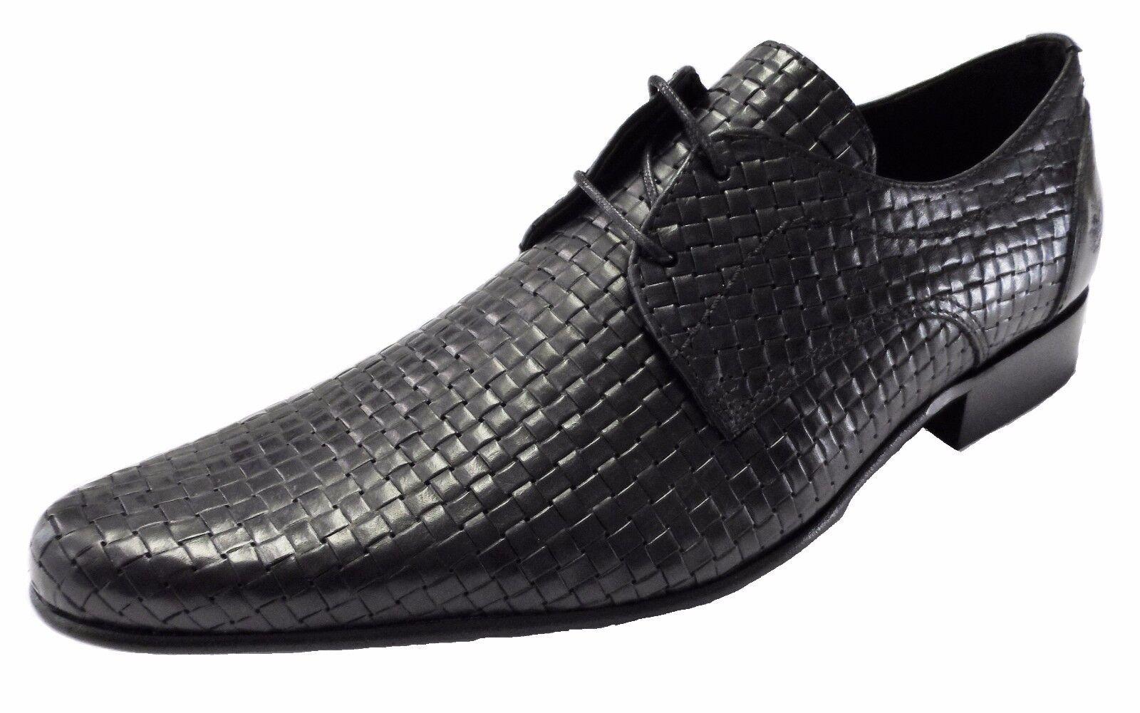Ikon Original Buckler Gewebe Schwarz Mod Jam Schuhe