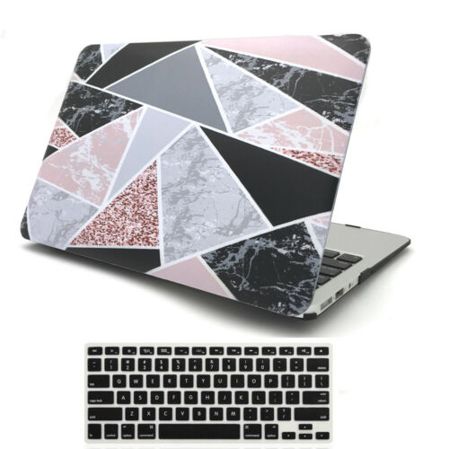 2in1 Matt Hard Protective Case Keyboard Cover for Macbook Pro13 Latest Pro13