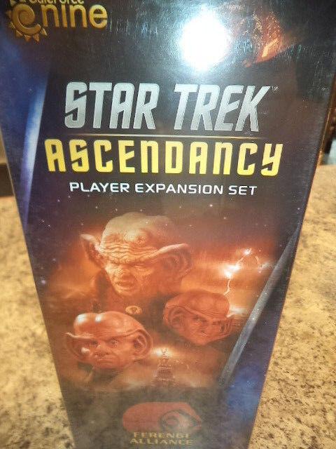 Estrella Trek   Ascendancy Ferengi tuttiiance Exp - tavola gioco Galeforce 9 giocos nuovo   Miglior prezzo