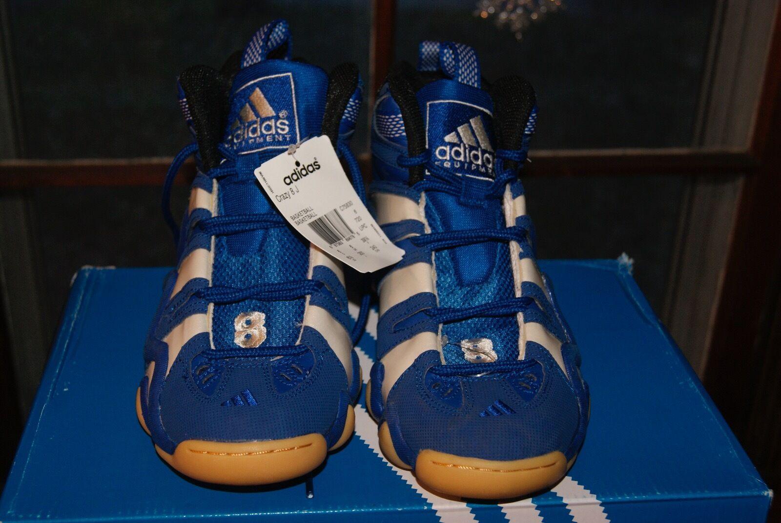 bei adidas verrückt 5,5 6 6,5 weiß 7 11 blau - weiß 6,5 - grau - lila - gelb 379116